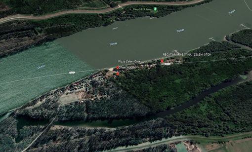Slika Kupalište Dunav - Zeleni otok