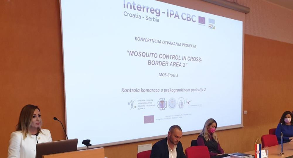 Mosquito Control in Cross-border Area 2
